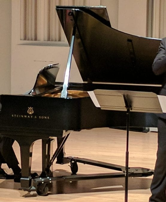 Mauricio Arias en la Universidad de la Florida