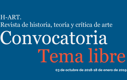 Convocatoria: Revista H-Art – Tema libre