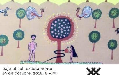 Exposición Bajo el sol, Exactamente del Colectivo Más allá