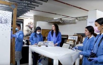 Video: Maestría en Patrimonio Cultural Mueble