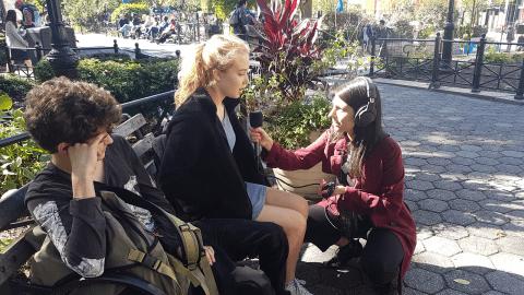 Beca internacional para periodistas digitales jóvenes – International Center for Journalists