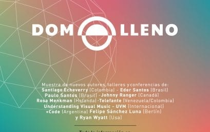 Festival de video experimental Domo Lleno 2018