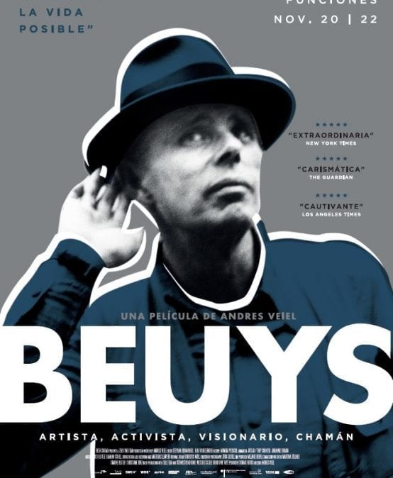 Cineco Alternativo: Beuys