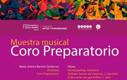 Concierto del Coro Preparatorio