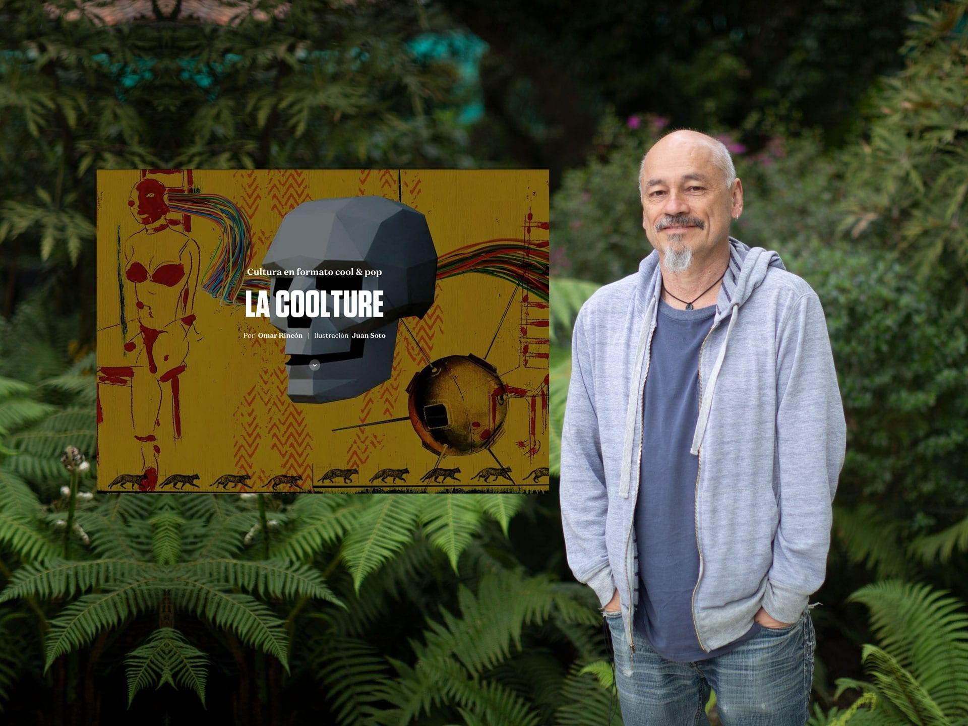 """""""La coolture es la cultura común del siglo XXI"""", Ómar Rincón"""
