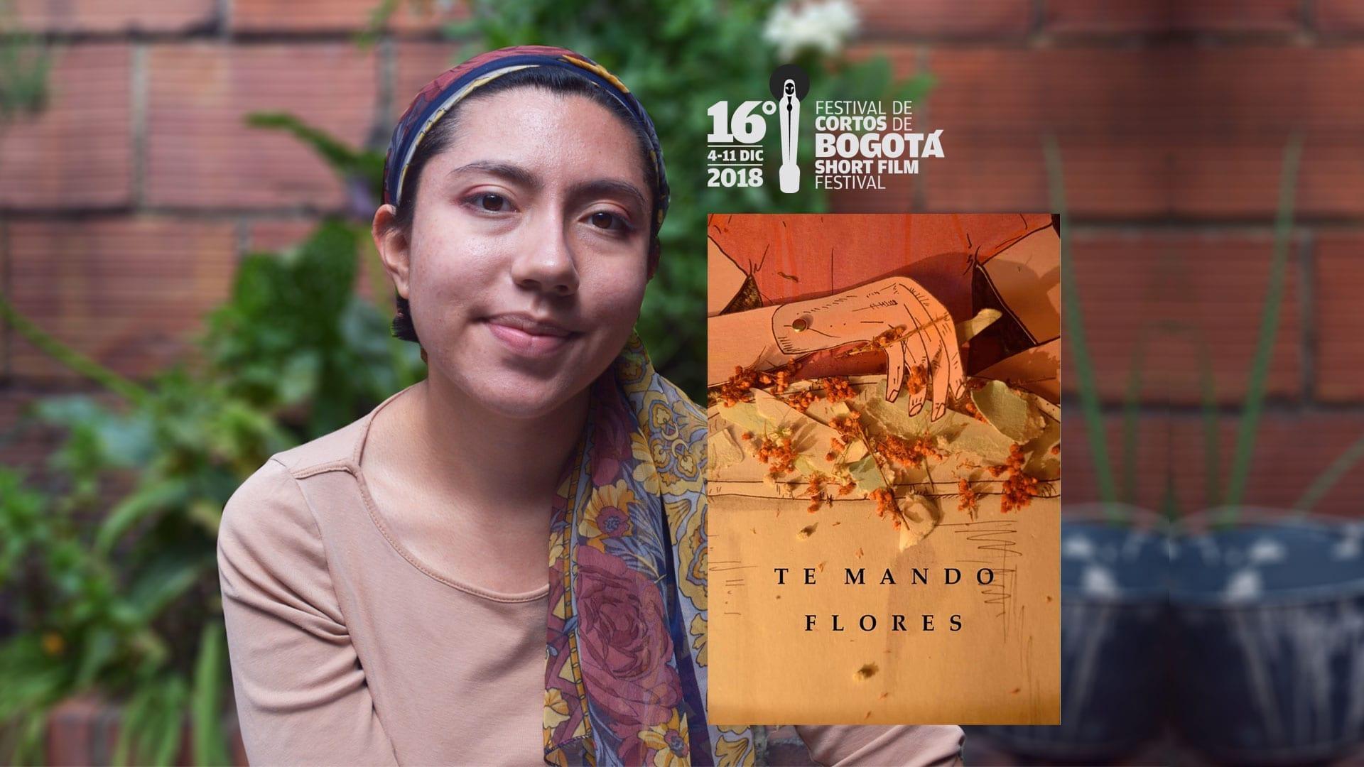 Corto de Ana María Patiño, estudiante de la Facultad, participará en Bogoshorts