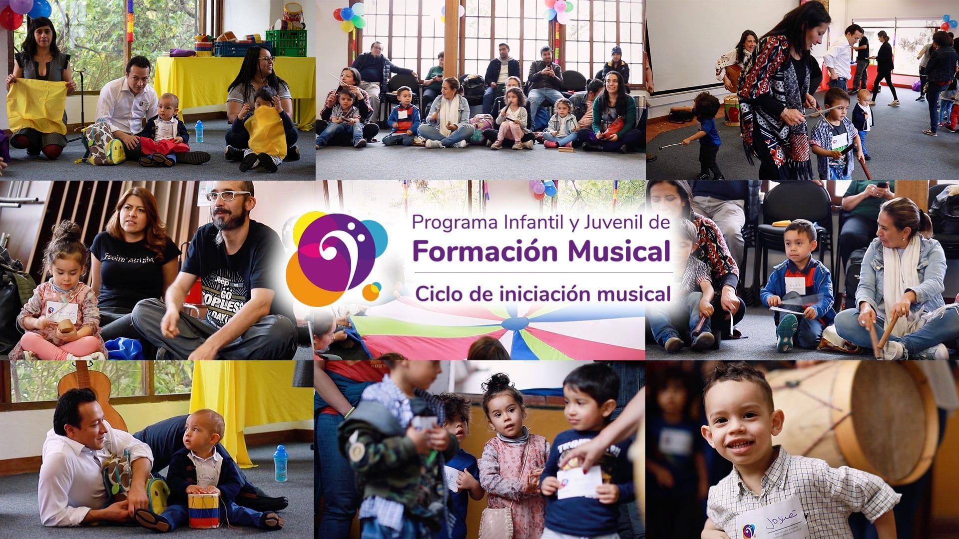 Nuevo Ciclo de iniciación musical de la Universidad de los Andes