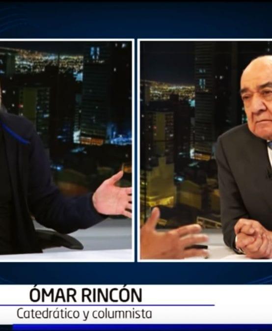 Nuestro profesor Ómar Rincón discute el proyecto de ley TIC en Pregunta Yamid