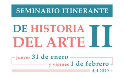Seminario itinerante de historia del arte II