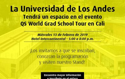 QS World Grad School Tour en Cali