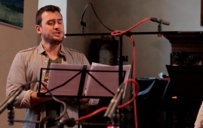 Andrés Silva lanza disco «Un niño nos es naçido» con el Ensamble Phoenix Munich