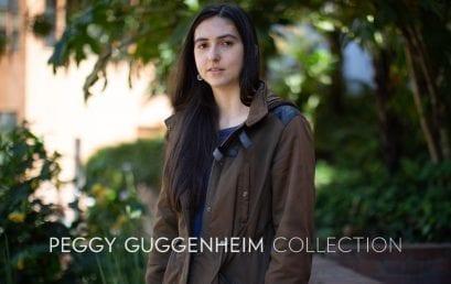 María Isabel Téllez, estudiante de Historia del arte, trabajará en la Colección Peggy Guggenheim