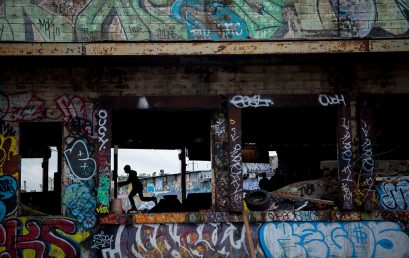 Digital Storytelling in a Global City por Tim Raphael, profesor de Rutgers University-Newark