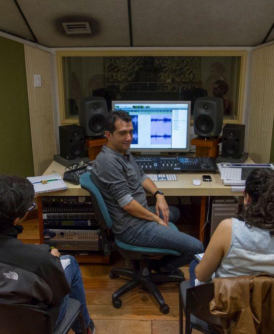 Programa en Gestión cultural y negocios de la música
