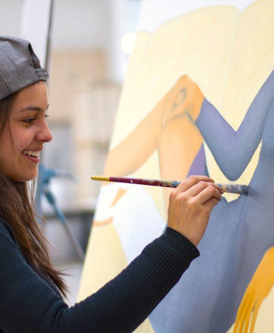 Programa de Dibujo y pintura