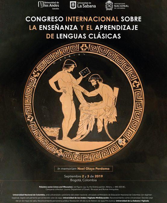 Convocatoria – Congreso internacional sobre la enseñanza y el aprendizaje de lenguas clásicas