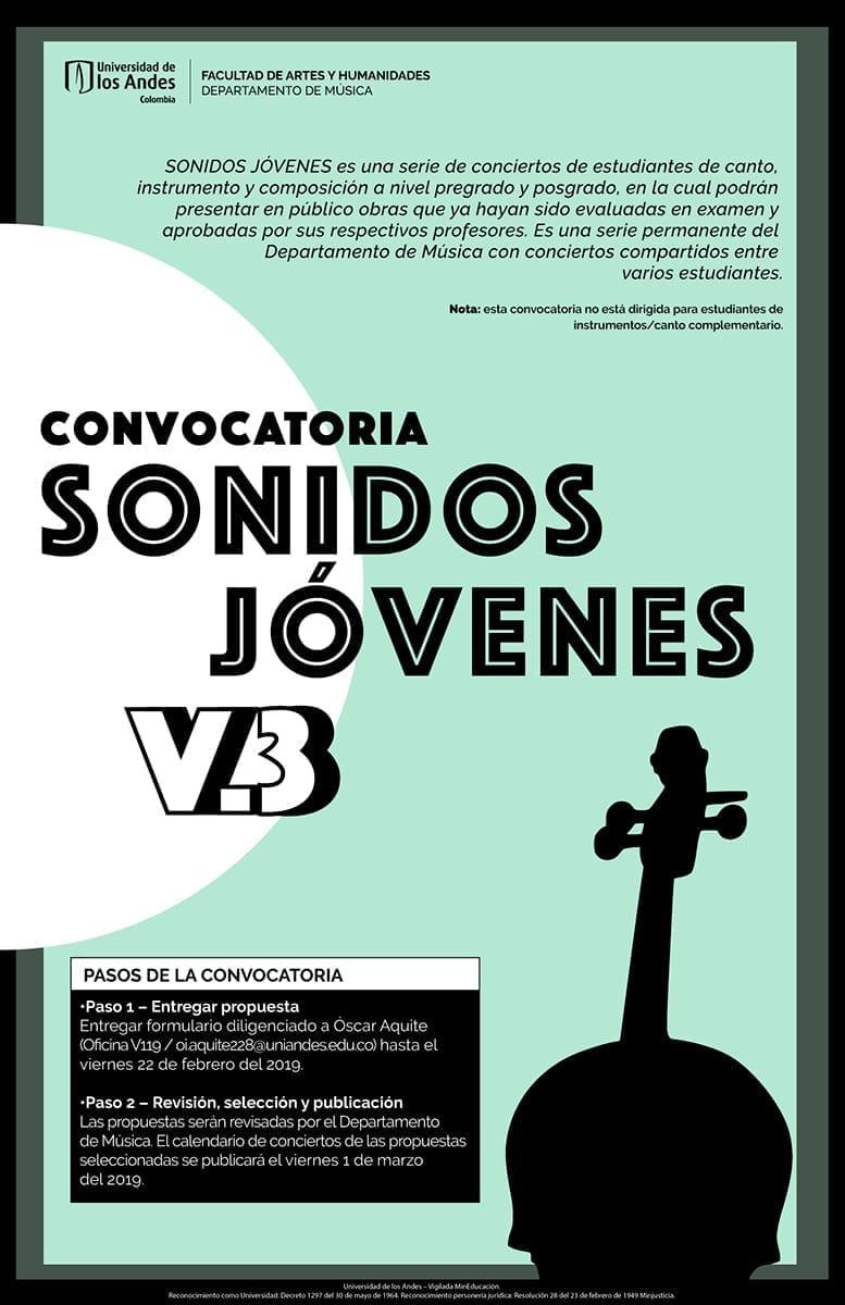 Convocatoria: Sonidos Jóvenes V.3