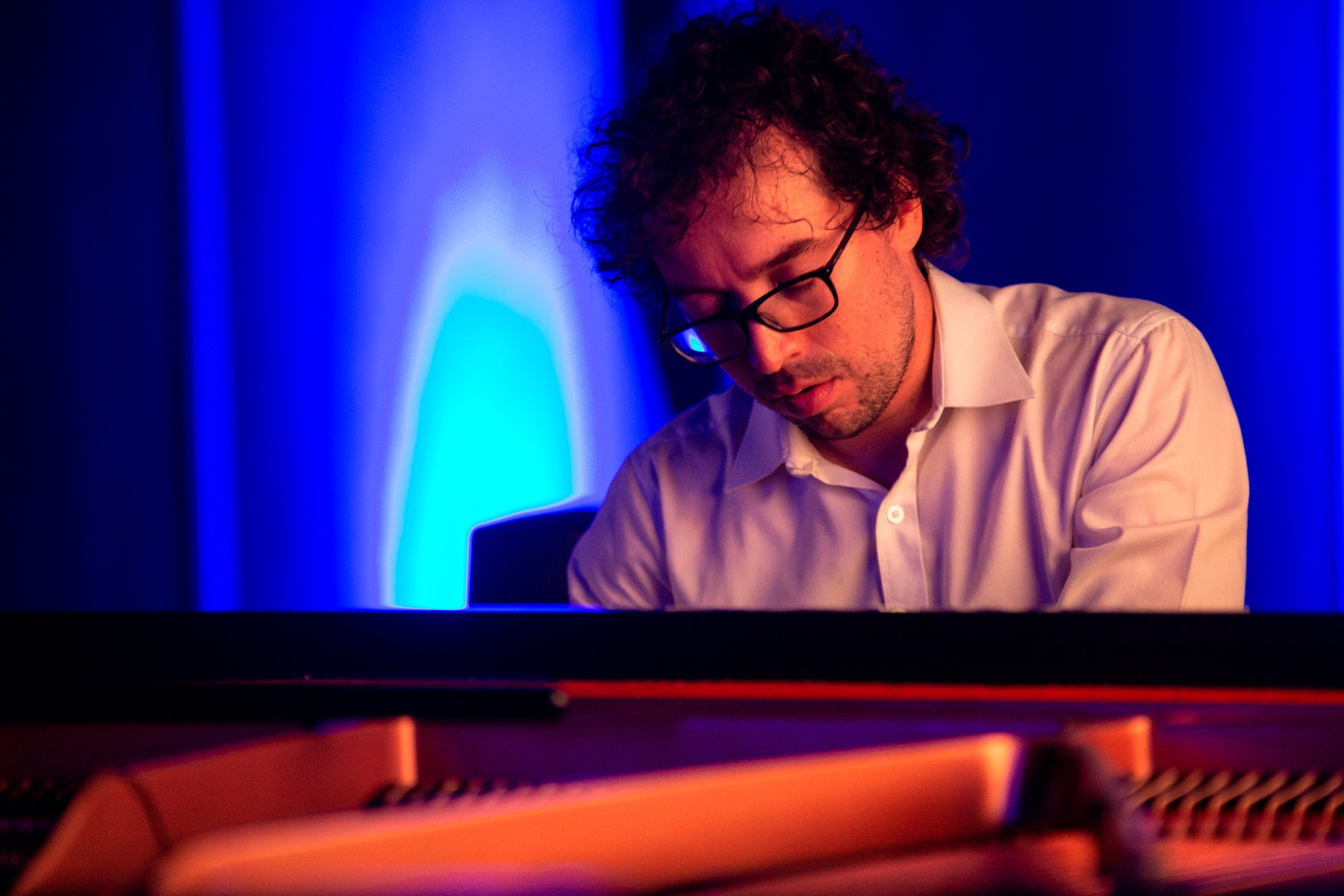 """Estreno de la obra """"Despierta"""" del maestro Mauricio Arias en concierto ¡Canta, Bogotá Canta!"""