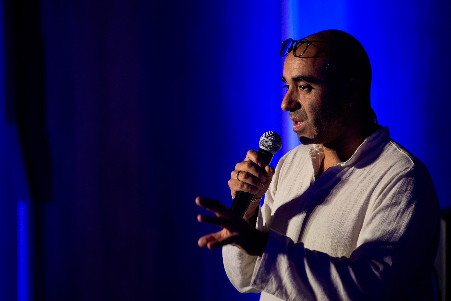 Jorge García realizó charlas y conciertos como compositor residente en Birmingham