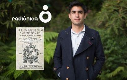 Santiago Restrepo habla sobre la primera edición de Don Quijote en Radiónica