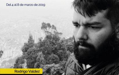 Taller: Reflexión sobre la composición y sus procesos creativos con Rodrigo Valdez (México)