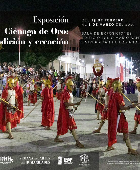 Exposición: Ciénaga de Oro: creación y tradición