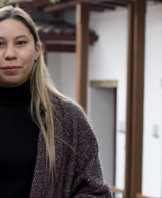 Marcela Ibarra, estudiante de Historia del Arte, es delegada en The Youth Assembly 23