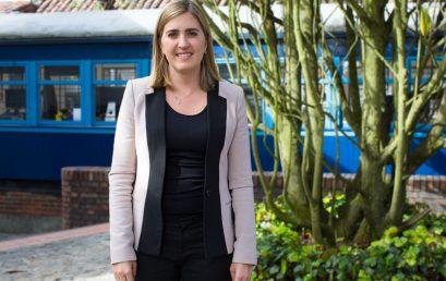 Verónica Uribe, renovada como Directora del Departamento de Historia del Arte