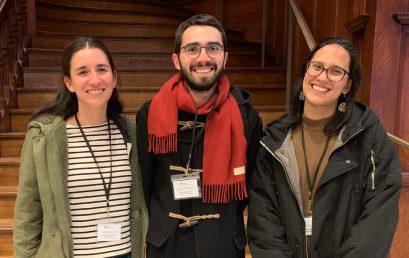 Egresados de Literatura presentan panel en Upenn
