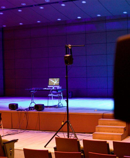 Estudiantes de composición presentaron obras en la Universidad de Birmingham