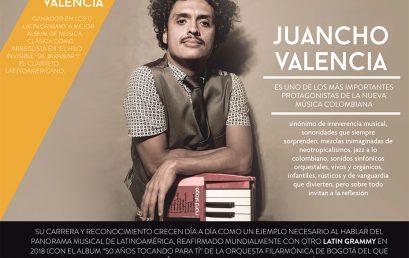 Conferencia con Juancho Valencia: Producción musical, la música con todos los juguetes