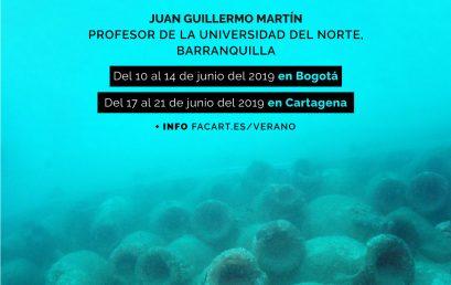 Charla informativa: Patrimonio cultural subacuático