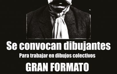 Segunda dibujatón: Emiliano Zapata, 100 años, 100 fotos
