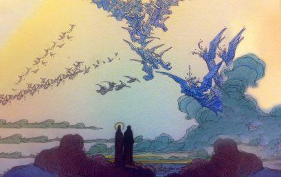 Charla: Implosión del paraíso: árboles que florecen hacia dentro