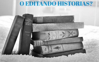Los roles del editor contemporáneo – ¿Editando libros o editando historias?