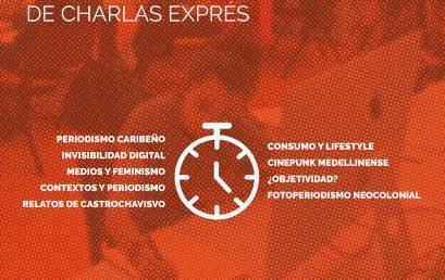 Medios, historias y culturas: 2ª contrarreloj de charlas express