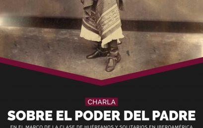 Charla: Sobre el poder del padre