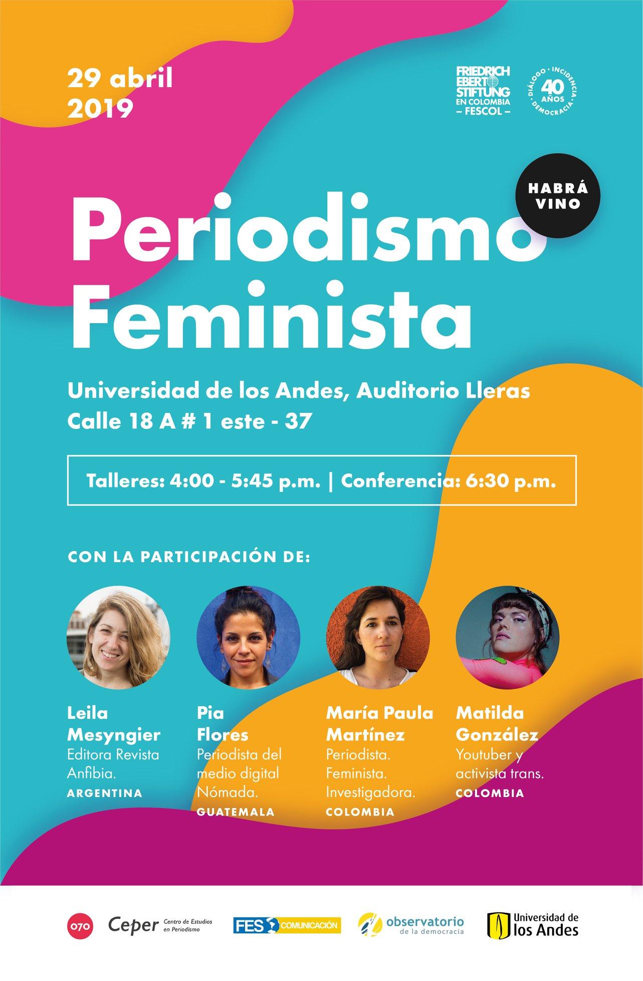 Periodismo Feminista