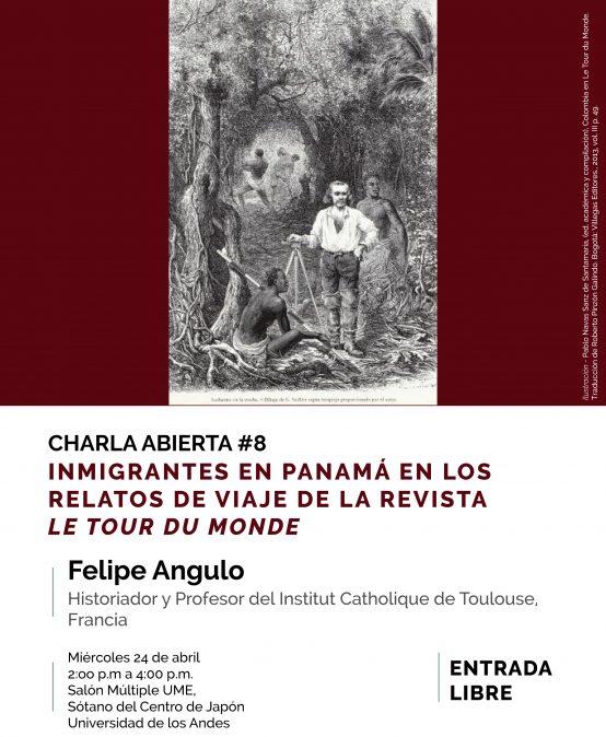 Inmigrantes en Panamá en los relatos de viaje de la revista Le tour de monde