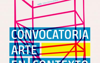 Convocatoria: Arte y Contexto de la Pontificia Universidad Javeriana