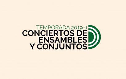 Concierto: Conjuntos de cámara dirigidos por Diego García