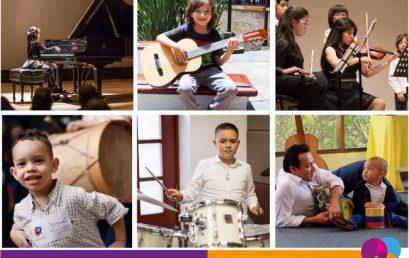 Open Day del Programa Infantil y Juvenil de Formación Musical