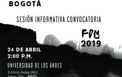 Sesión informativa convocatoria Ferial del Millón