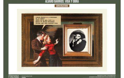 Conversatorio Alvaro Barrios: vida y obra