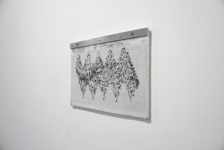 El peso de la mano de David Peña en exposición