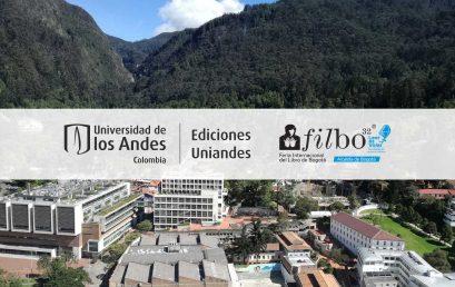 Participación de la Facultad de Artes y Humanidades de Los Andes en la FilBo 2019