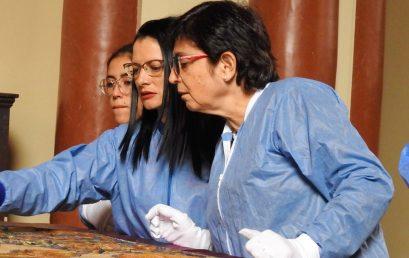 Video: la importancia de la investigación del patrimonio textil por la investigadora Patricia Victorio
