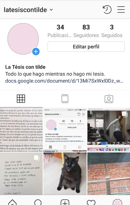 La tésis con tilde – Angélica Avila Forero