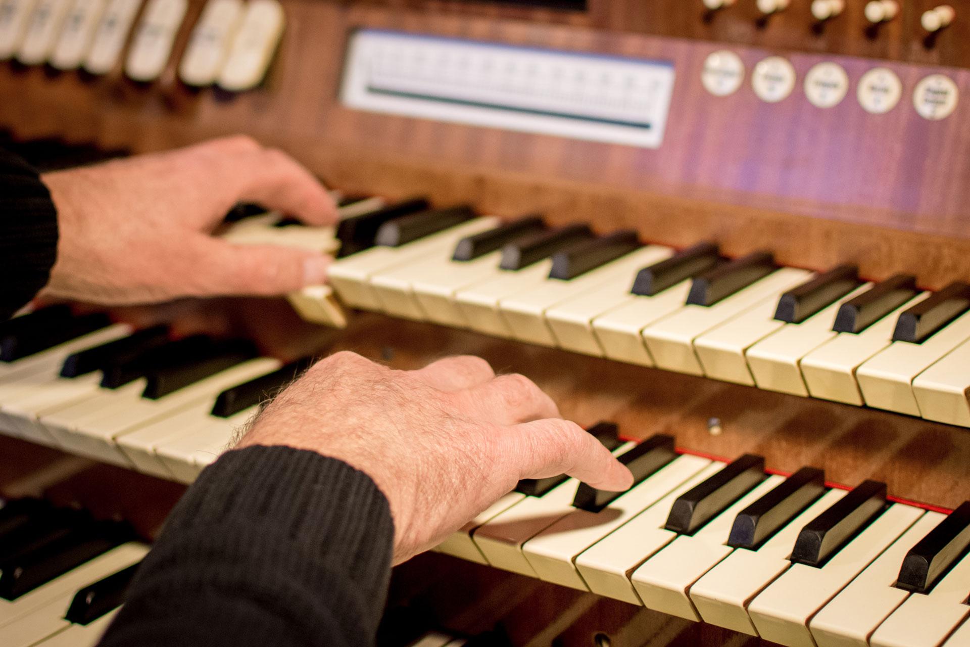 Programa Órgano y música litúrgica – Segunda Promoción