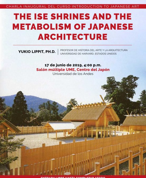 The Ise Shrines and the metabolism of japanese architecture